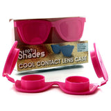 OptiShades Cool Contact Lens Case