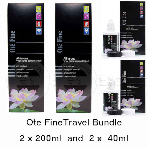 Ote Fine Travel Bundle