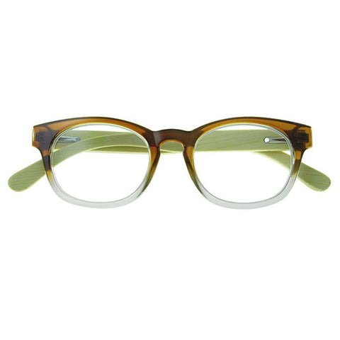 Reading Glasses - Unisex - Picadilly - Brown