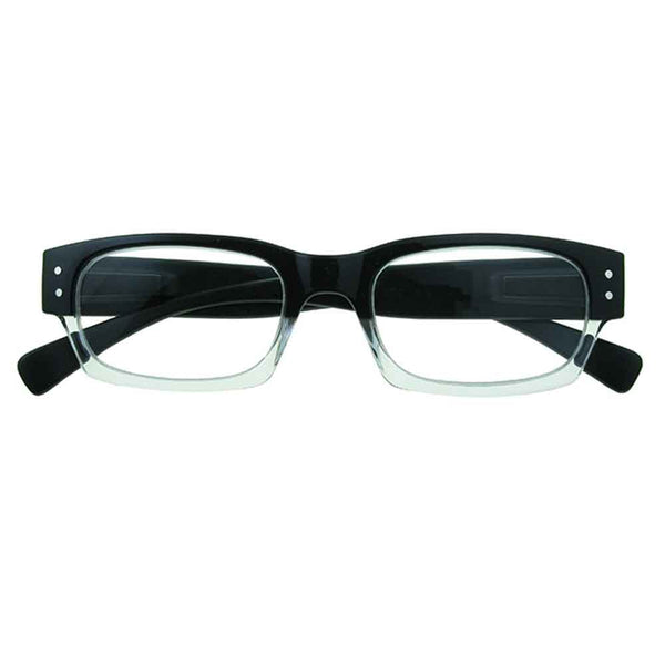 Reading Glasses - Unisex - Portabello - Black
