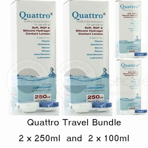 Quattro Solution - 90 Days Supply