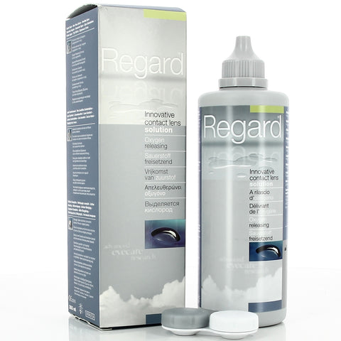 Regard Contact Lens Solution 355ml * SALE * 30% OFF Short Expiry July 2020