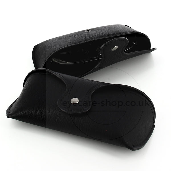 Black Sunglass or Glasses Pouch Style Case