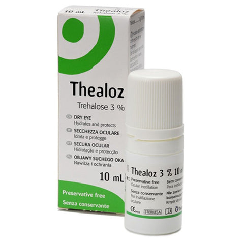 Thealoz Trehalose Eye Drops - Eyecare-Shop