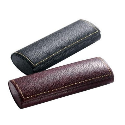 Ascona - Leather Effect Glasses Case