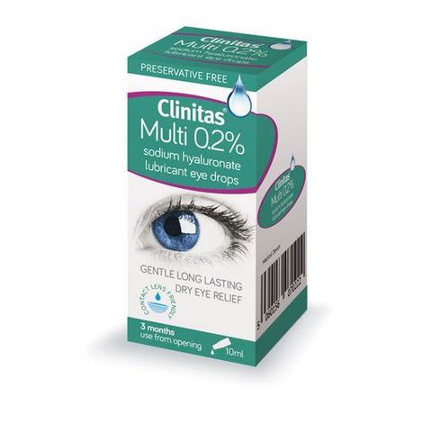 *Sale* Clinitas Multi 0.2% - Short Expiry July 2021