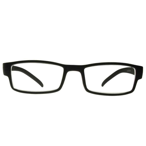 Reading Glasses - Unisex - Detroit - Black
