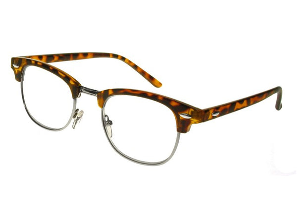 Reading Glasses - Unisex - Bromley - Tortoise Shell