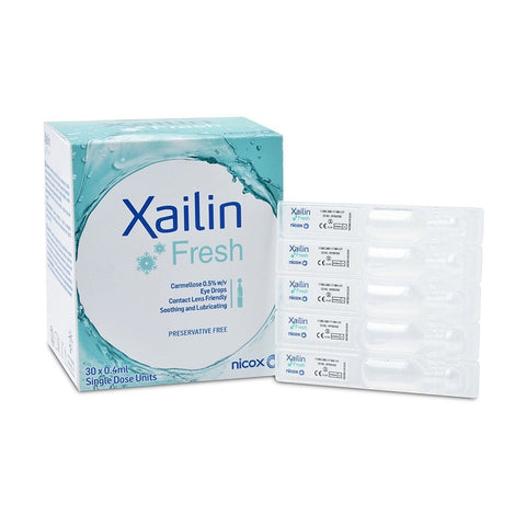 Xailin Fresh - Eyecare-Shop