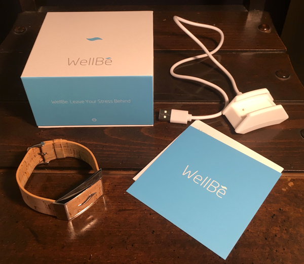 WellBe Stress Management Bracelet review