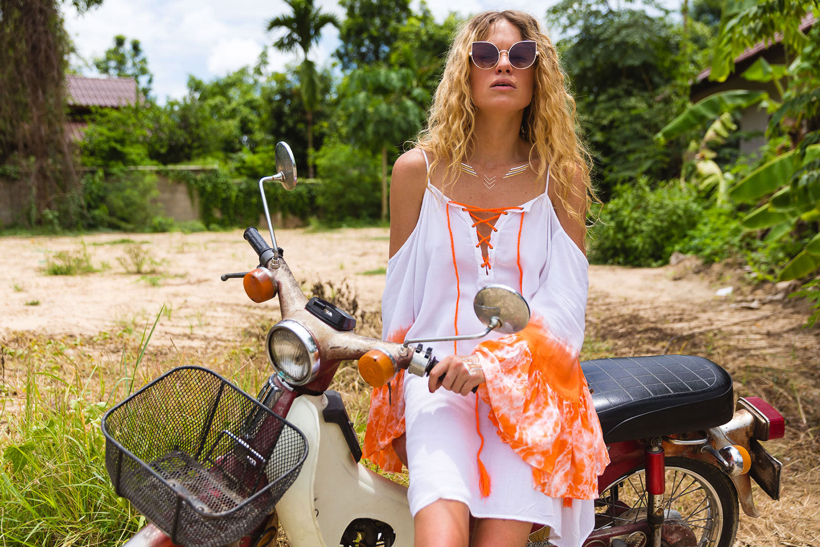 Boho Chic clothing and fashion for the modern woman.
