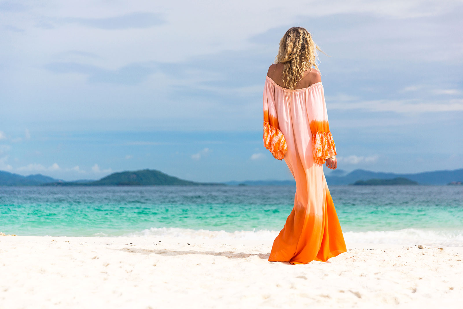 Womens beach fashion that follow the boho chic and gypsy trend from Australia.