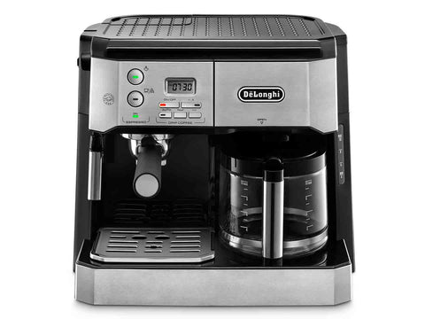 Delonghi Combi Espresso & Filter Coffee Machine BCO431.S