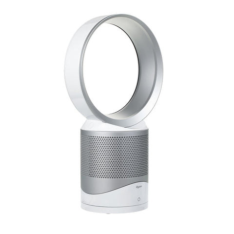 Dyson DP01 Pure Cool Link Purifying Desk Fan, White/Silver