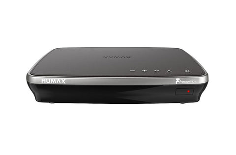 Humax Freeview Play HD TV Recorder FVP-4000T - 1TB Mocha