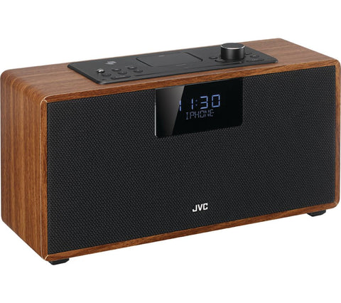 JVC RD-D328B Bluetooth All-in-one Hi-Fi System