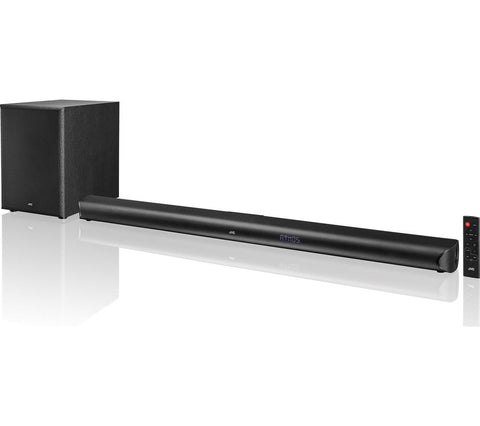 JVC TH-D588B 5.1.2 Wireless Cinematic Sound Bar with Dolby Atmos Bluetooth