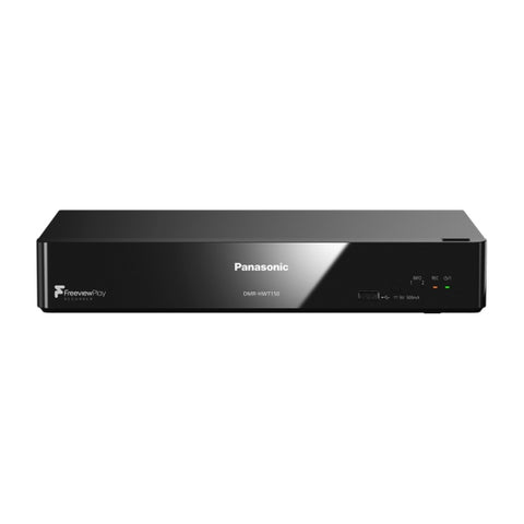 Panasonic DMR-HWT150EB Smart Wi-Fi 500GB Recorder with Twin Freeview+ HD Tuner