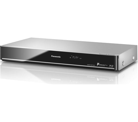 Panasonic DMR-PWT655EB Smart 3D Blu-ray & DVD Player Freeview Play Recorder - 1TB