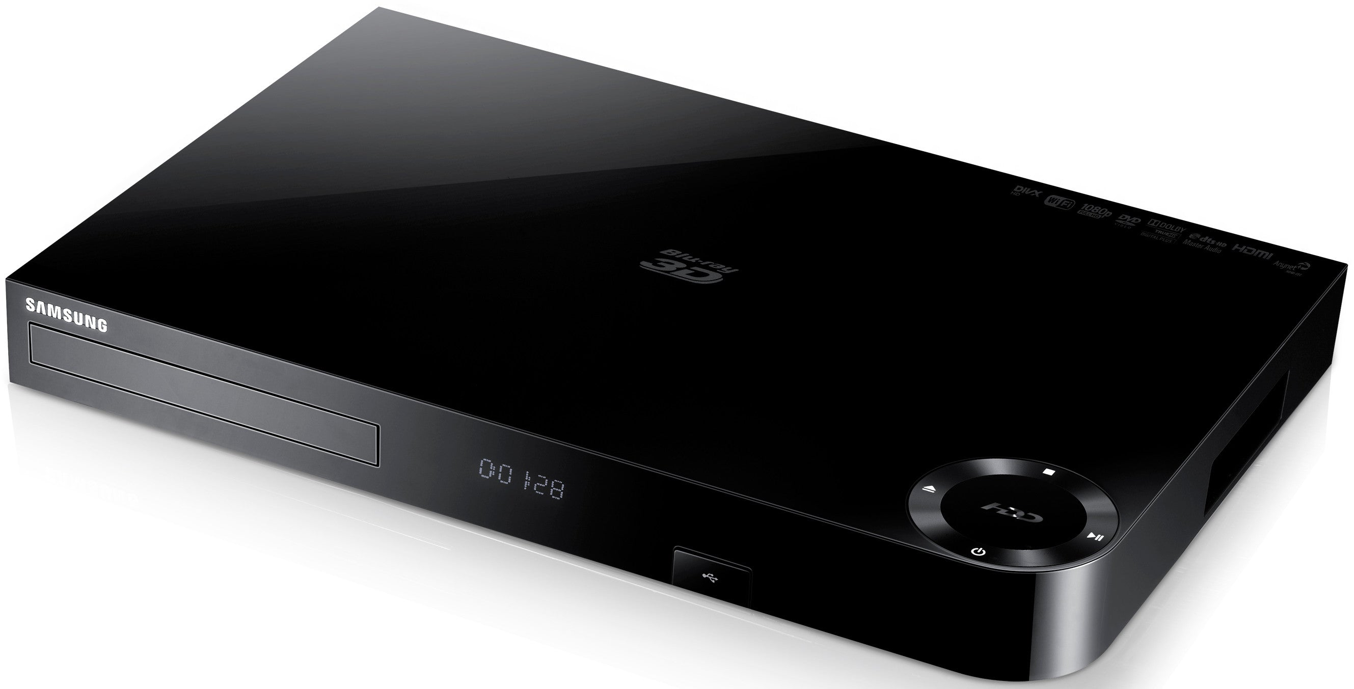 Verbazingwekkend Samsung BD-H8900M 3D Smart 1TB Bluray PVR Freeview HD+ TV Recorder IP-49