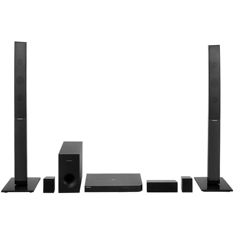 Samsung HT-J4530 3D 5.1 Blu-Ray Home Cinema System Bluetooth Netflix Amazon