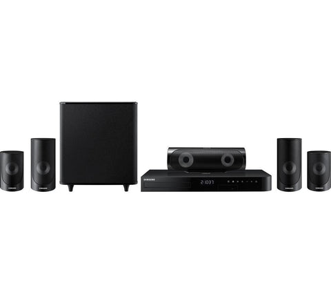Samsung HT-J5500 5.1 Smart 3D TV Home Cinema System 1000 Watt
