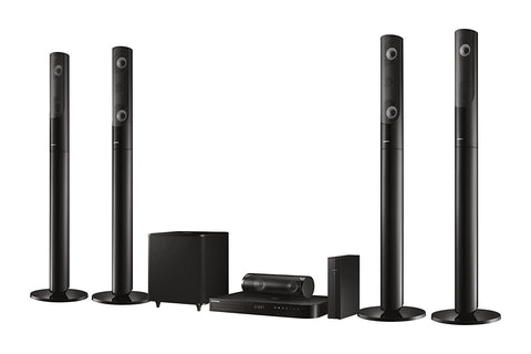 Samsung HT-J5550W 5.1 Smart 3D Home Cinema System 1000 Watt