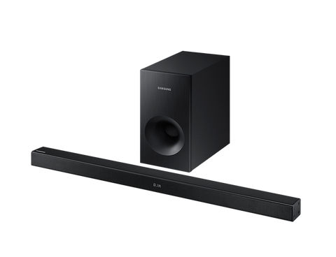Samsung HW-K430 2.1 Wireless TV Soundbar Bluetooth HDMI Wireless Subwoofer 220w RMS
