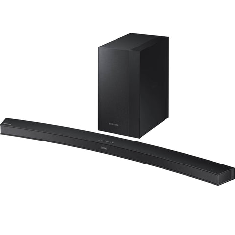 Samsung HW-M4500 2.1 Curved Soundbar with Wireless Sub, Bluetooth & HDMI