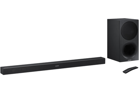 Samsung HW-M460 Wireless Bluetooth 2.1 Soundbar with HDMI ARC 320w Techedge