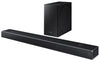 Samsung harman/kardon HW-Q80R Bluetooth Wi-Fi Cinematic Sound Bar with Dolby Atmos & Wireless Subwoofer