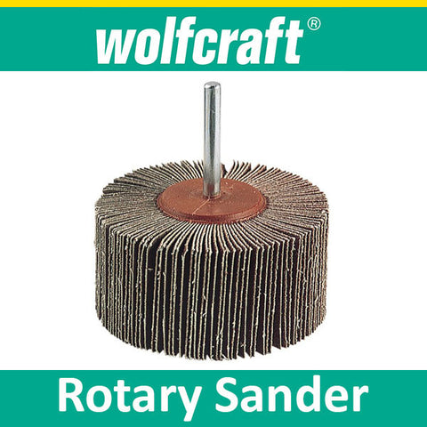 Wolfcraft Rotary Flap Sander