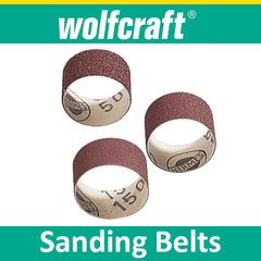 Wolfcraft Replacement Sanding Belts
