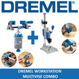 Dremel Workstation Multi-Vise Combo