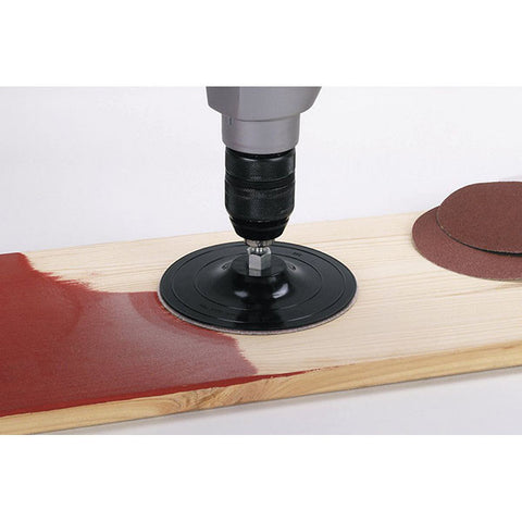 Wolfcraft easy fix backing pad