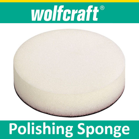 Wolfcraft polishing sponge