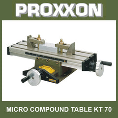 MICRO compound table KT 70