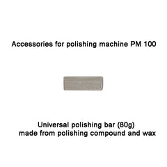 Universal polishing bar (80g) , PM 100 (28008)