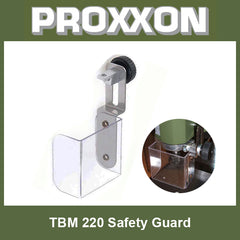 Safety Guard for TBM220