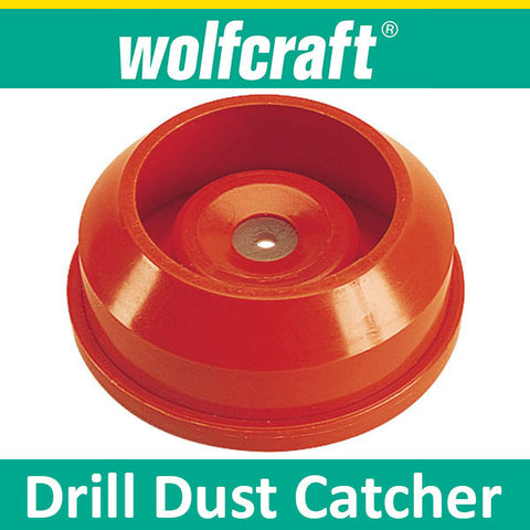Wolfcraft dust catcher