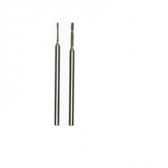 Diamond Micro Twist Drills (Each One 0.8 + 1.2 mm)