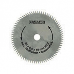 Circular Saw Blade Super Cut, 85mm, 80 Teeth