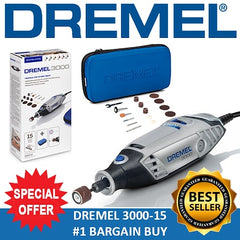 DREMEL NEW 3000-15