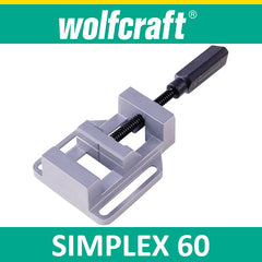 Wolfcraft Simplex 60 Vice
