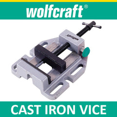 Wolfcraft Heavy Duty Machine Vice