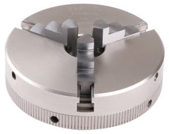 "3.1"" 3-Jaw Self Centering Chuck Rust Resistant"
