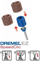 Dremel 407 EZ SpeedClic Sanding Band Mandrel