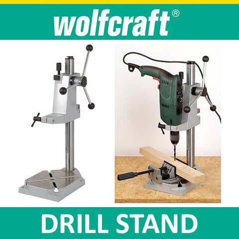 Wolfcraft Drill Stand for Dia. 43mm Collar