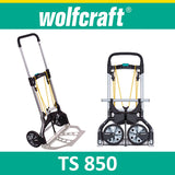 Wolfcraft Transport System TS 850