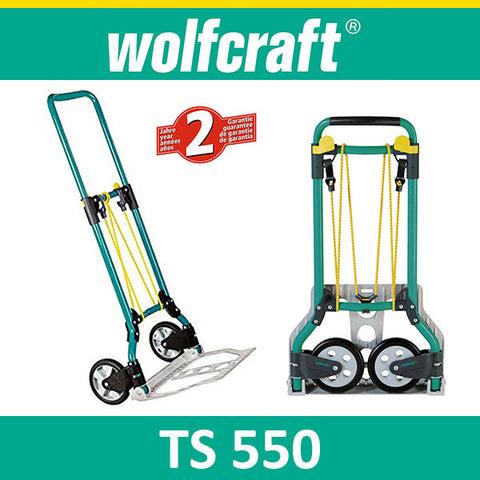 Wolfcraft Transport System TS 550